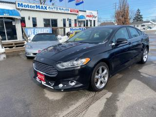 Used 2015 Ford Fusion SE-ACCIDENT FREE- BRAND NEW TIRES for sale in Stoney Creek, ON