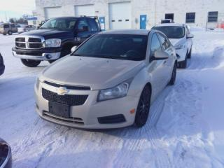 Used 2011 Chevrolet Cruze Eco for sale in Innisfil, ON