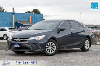 Used 2015 Toyota Camry LE|Clean Carfax|Back up camera| for sale in Bolton, ON