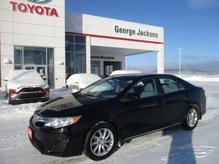 Used 2013 Toyota Camry LE for sale in Renfrew, ON