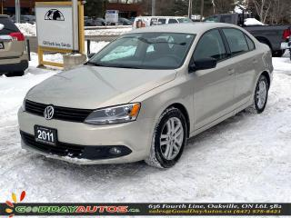 Used 2011 Volkswagen Jetta Trendline|NO ACCIDENT|HEATED SEATS|CERTIFIED for sale in Oakville, ON