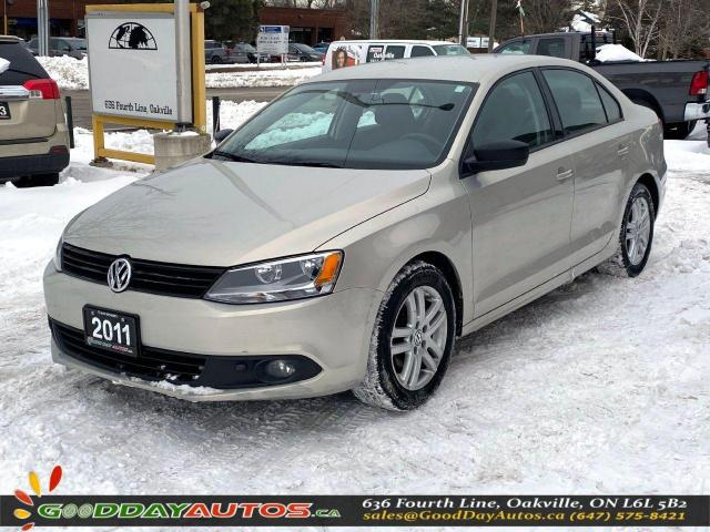 2011 Volkswagen Jetta Trendline|NO ACCIDENT|HEATED SEATS|CERTIFIED