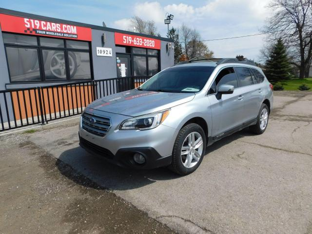 2015 Subaru Outback | Leather | Sunroof | Nav | New Wheels and Tires