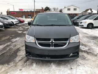Used 2015 Dodge Grand Caravan SXT**DVD PLAYER*BACKUP CAMERA** for sale in Hamilton, ON
