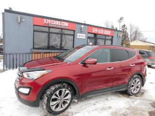 Used 2015 Hyundai Santa Fe Sport Limited   Leather   NAV   SUNROOF for sale in St. Thomas, ON