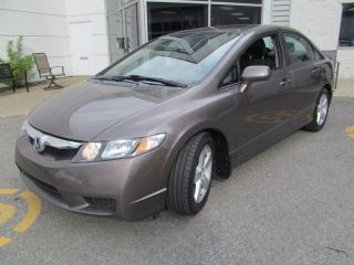 Used 2009 Honda Civic SPORT,SUNROOF,ALLOY RIMS,LOADED,CERTIFIED for sale in Mississauga, ON