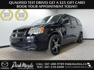 Used 2017 Dodge Grand Caravan CANADA VALUE PACKAGE for sale in Sherwood Park, AB