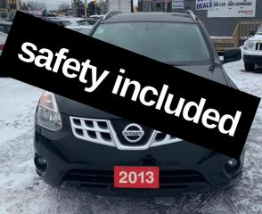 Used 2013 Nissan Rogue SV for sale in Scarborough, ON