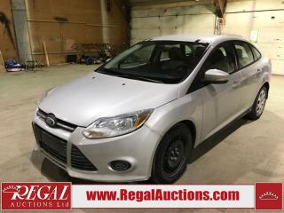Used 2013 Ford Focus SE 4D Sedan FWD for sale in Calgary, AB