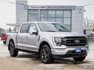 New 2021 Ford F-150 LARIAT 502A V8 | MOONROOF | 360 CAM | NAV for sale in Winnipeg, MB