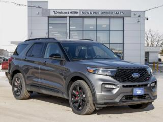New 2021 Ford Explorer ST 0.99% APR | 401A | STREET AND TECH PKGS for sale in Winnipeg, MB