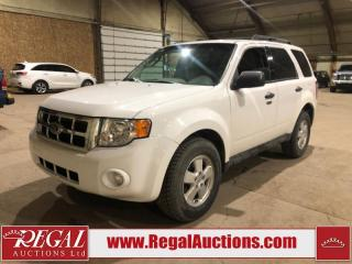Used 2012 Ford Escape XLT 4D Utility AWD for sale in Calgary, AB