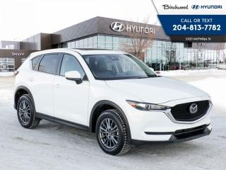 Used 2020 Mazda CX-5 GS | Heated Steering | Sunroof | Safety Pkg | for sale in Winnipeg, MB