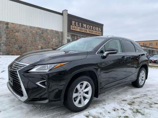 Used 2017 Lexus RX 350 PREMIUM PKG  AWD REAR VIEW CAM BSM LKA PCS for sale in North York, ON