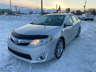 Used 2012 Toyota Camry XLE for sale in Gloucester, ON