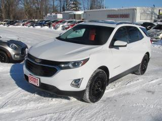 Used 2018 Chevrolet Equinox LT AWD for sale in Brockville, ON