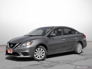 Used 2017 Nissan Sentra S for sale in Ottawa, ON