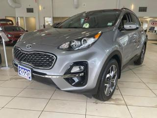 Used 2020 Kia Sportage EX Premium AWD for sale in Waterloo, ON