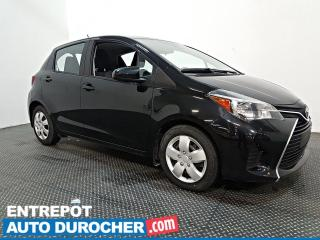Used 2017 Toyota Yaris LE - automatique - air climatisé for sale in Laval, QC