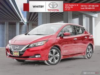 Used 2018 Nissan Leaf