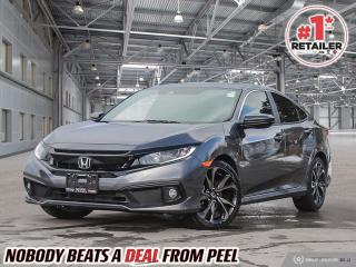 Used 2019 Honda Civic Sport for sale in Mississauga, ON