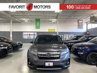 Used 2019 Honda Pilot Touring AWD|8PASSENGER|NAV|REARSCREEN|LEATHER|+++ for sale in North York, ON