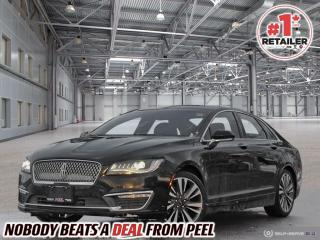Used 2018 Lincoln MKZ Select for sale in Mississauga, ON