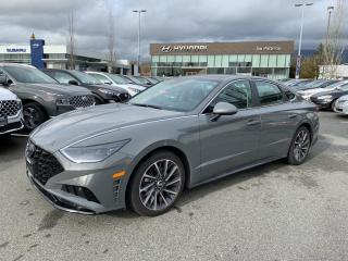 Used 2020 Hyundai Sonata Ultimate - Top of the line for sale in Port Coquitlam, BC