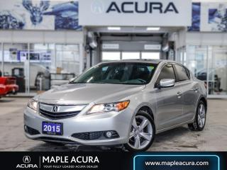 Used 2015 Acura ILX Base w/Premium Package for sale in Maple, ON