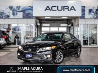 Used 2013 Honda Accord EX-L-NAVI (CVT) for sale in Maple, ON
