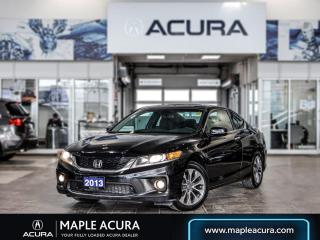 Used 2013 Honda Accord EX-L-NAVI (CVT) for sale in Maple, ON