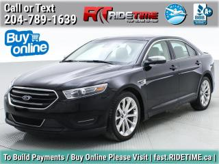 Used 2016 Ford Taurus LIMITED for sale in Winnipeg, MB