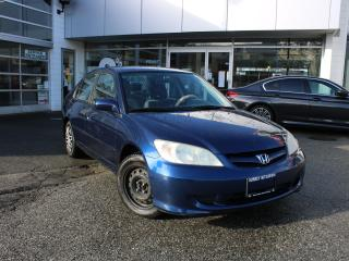 Used 2004 Honda Civic LX for sale in Surrey, BC