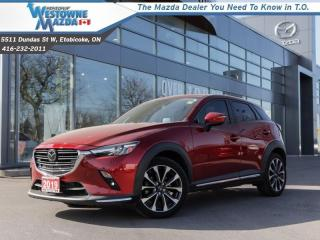 Used 2019 Mazda CX-3 GT  - Head-Up Display -  Sunroof for sale in Toronto, ON