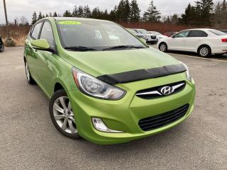 Used 2012 Hyundai Accent GLS MANUAL 5DR CAR for sale in Dayton, NS