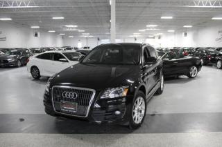 Used 2012 Audi Q5 PREMIUM PLUS QUATTRO NO ACCIDENTS I LEATHER I HEATED SEATS for sale in Mississauga, ON