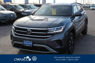 Used 2020 Volkswagen Atlas Cross Sport 2.0T Trendline 4MOTION | NEW for sale in Whitby, ON