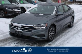 Used 2020 Volkswagen Jetta 1.4T Comfortline Auto | DEMO! for sale in Whitby, ON