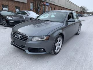 Used 2012 Audi A4 4dr Sdn Auto quattro 2.0T Premium for sale in North York, ON