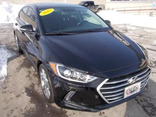Used 2017 Hyundai Elantra GLS for sale in Windsor, ON