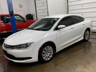 Used 2015 Chrysler 200 LX NAV for sale in Windsor, ON
