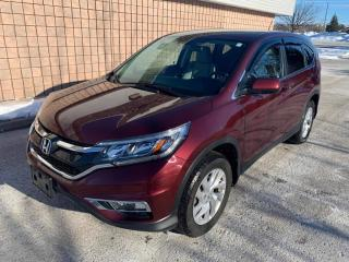 Used 2016 Honda CR-V SE | AWD | BACK-UP CAM | for sale in Barrie, ON