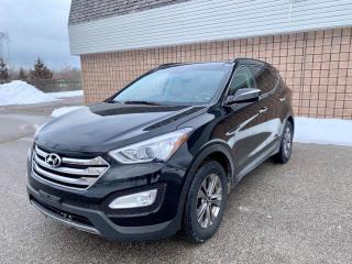 Used 2015 Hyundai Santa Fe Sport LUXURY   AWD   BLIND SPOT ASSIST   BACKUP CAM   for sale in Barrie, ON