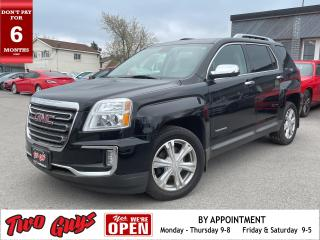 Used 2017 GMC Terrain SLT | AWD | Nav | Leather | Sunroof | Pwr Hatch | for sale in St Catharines, ON