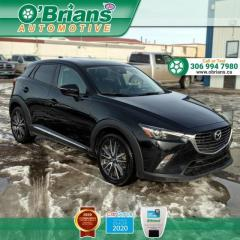 Used 2018 Mazda CX-3 GT for sale in Saskatoon, SK
