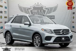 Used 2016 Mercedes-Benz GLE GLE 350d, DIESEL, AWD, NAVI, REAR CAM, PANO ROOF for sale in Toronto, ON