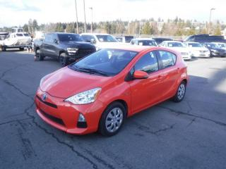 Used 2012 Toyota Prius c One 1.5L L4 DOHC 16V HYBRID engine for sale in Burnaby, BC