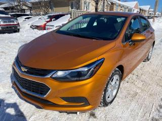 Used 2017 Chevrolet Cruze LT Auto Hatchback for sale in Ottawa, ON