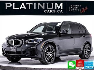Used 2019 BMW X5 xDrive50i, MSPORT, PREM ESSENTIAL, DRIVING AST PKG for sale in Toronto, ON