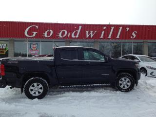 Used 2016 Chevrolet Colorado LEATHER SEATS! BACKUP CAMERA! for sale in Aylmer, ON